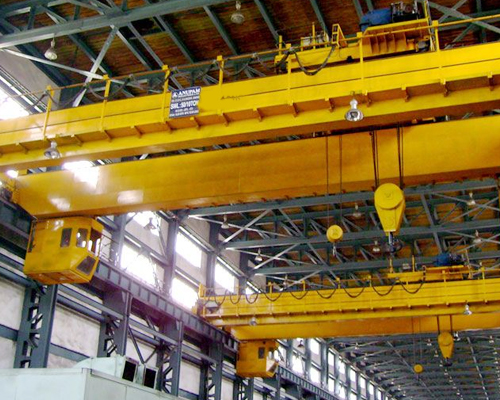 Eot Cranes Sales and Service Spares in Chennai - POWER STROKE